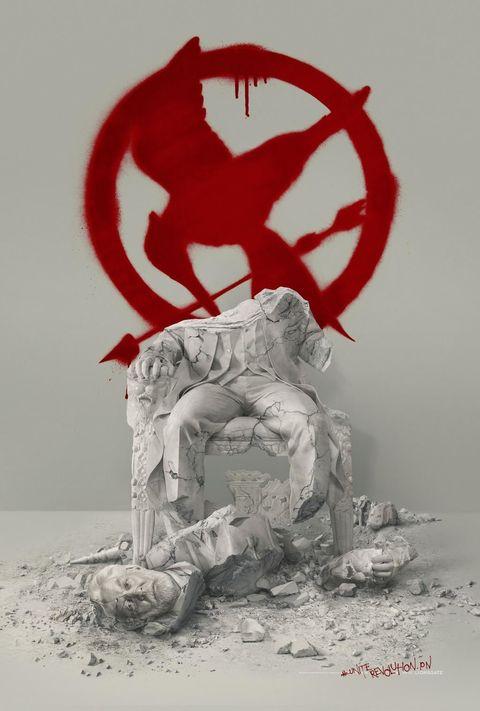 Mockingjay: Part 2 Poster