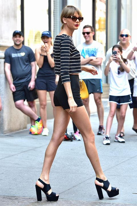 Taylor Swift Street Style Cute Taylor Swift Outfits And Looks To Copy