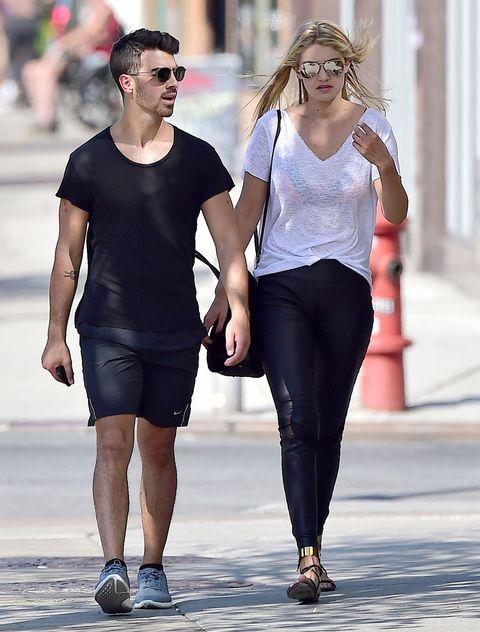 Gigi Hadid Y Joe Jonas