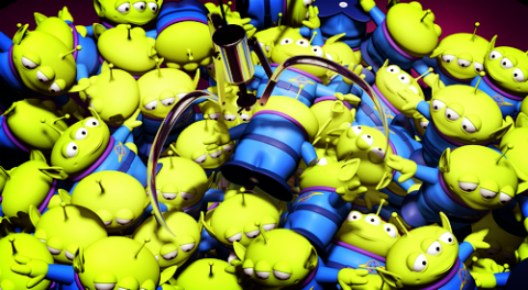 Blue, Yellow, Collection, Colorfulness, Majorelle blue, Cobalt blue, Electric blue, Toy, Plastic,