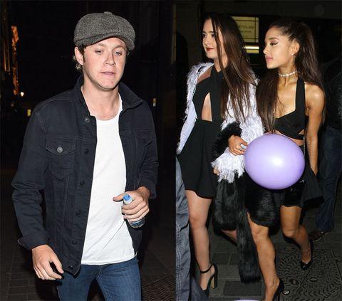 Niall Horan Ariana Grande