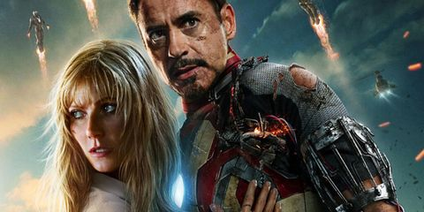 Gwyneth Paltrow Iron Man