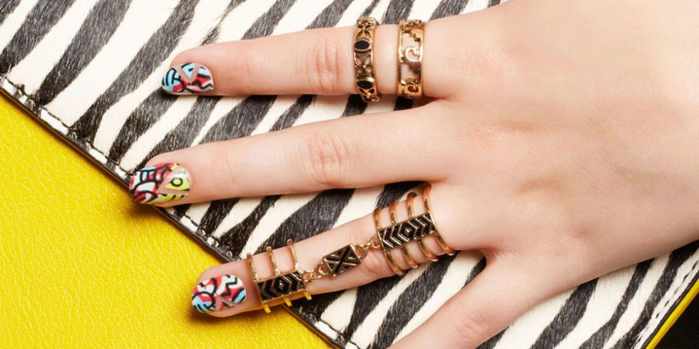 This Liquid Nail Tape Is the Solution to Your Messy Mani