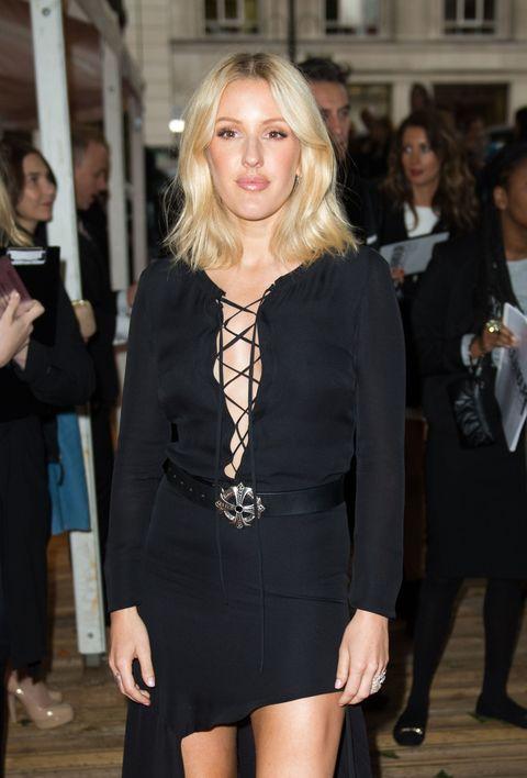 Trousers, Joint, Outerwear, Dress, Style, Little black dress, Fashion, Street fashion, Fashion model, Jewellery,