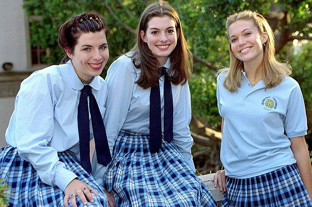 The Princess Diaries Cast What They\'re Up To Now - The Princess ...