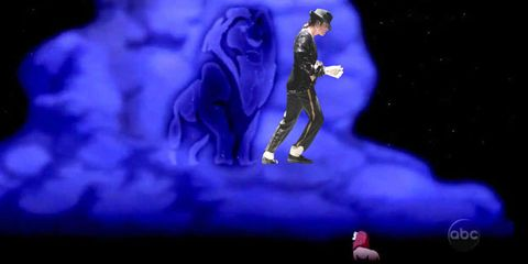 Michael Jackson Mufasa