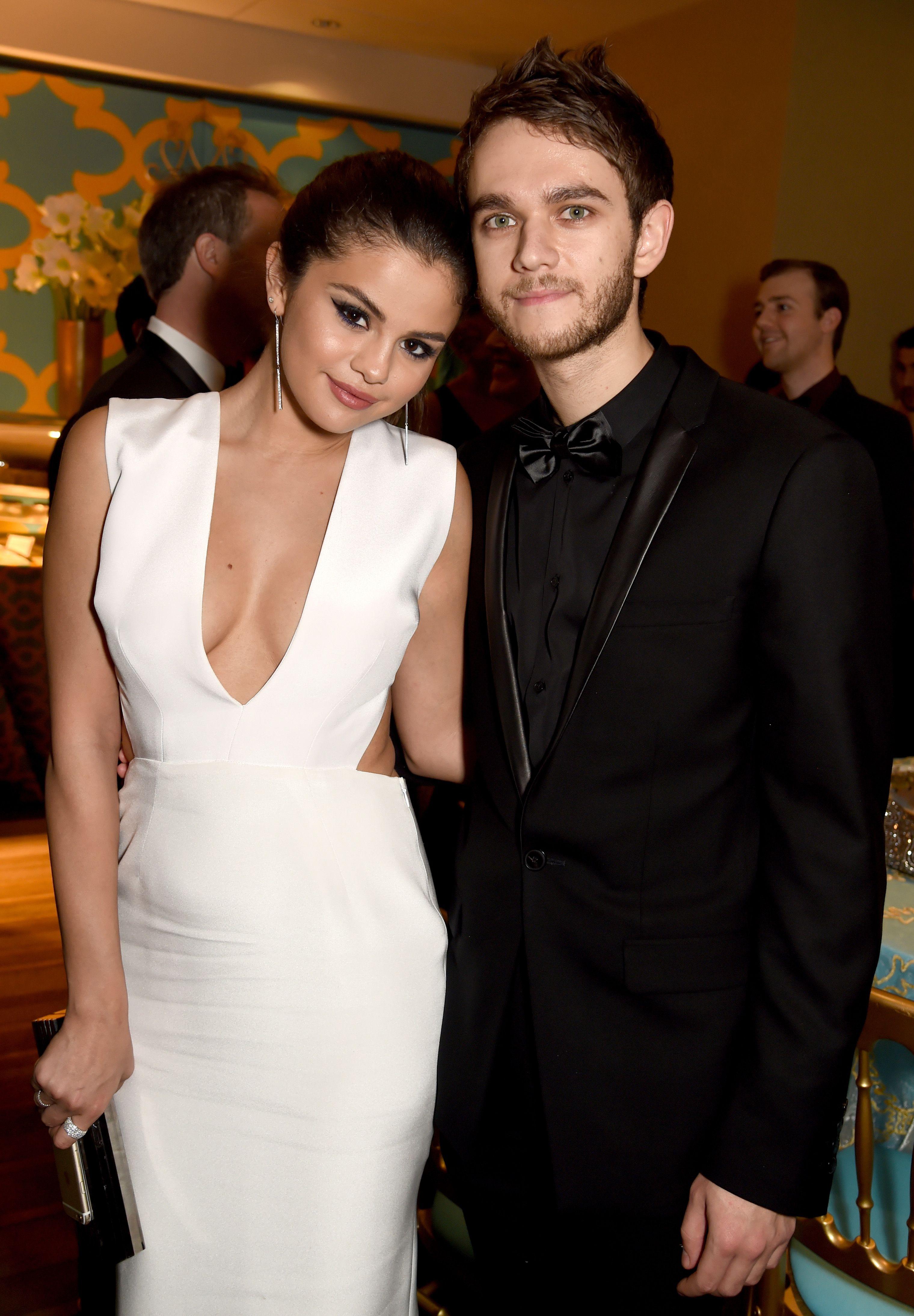 Selena a Justin historie