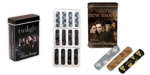 Twilight Band Aids
