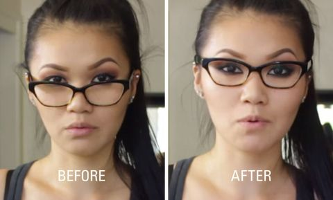 ee8745129dce This Simple Hack Will Stop Your Glasses From Sliding Down Your Nose ...