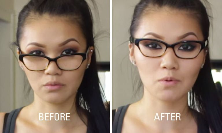 this simple hack will stop your glasses from sliding down