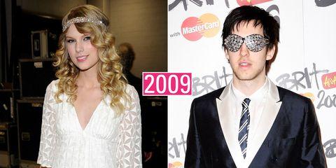 Taylor Swift Calvin Harris 2009