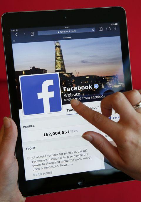 Facebook Design Change