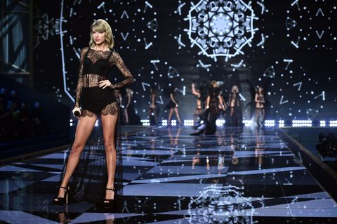 67ff23a5b9 Taylor Swift Named an Honorary Victoria s Secret Angel