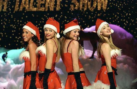 Image result for mean girls jingle bell rock
