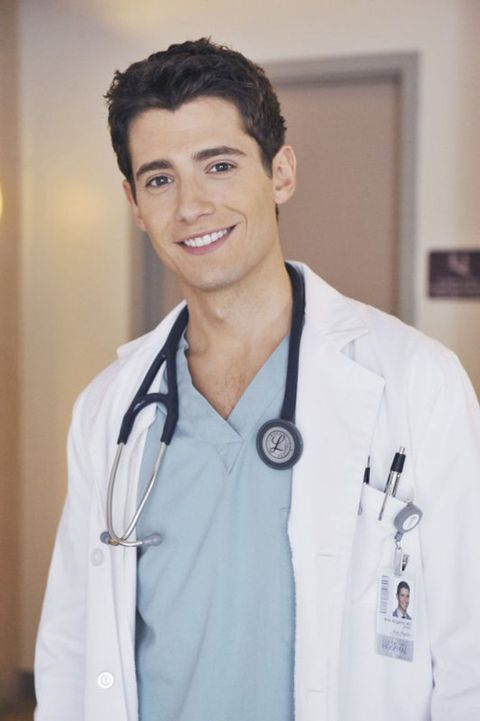 Sleeve, Collar, White coat, Uniform, Jaw, Service, Stethoscope, Medical equipment, Medical, Tooth,