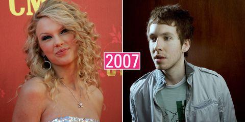 Taylor Swift Calvin Harris Evolution