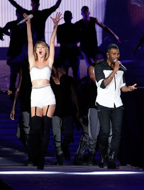 Taylor Swift Jason Derulo