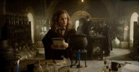 Hermione in Harry Potter