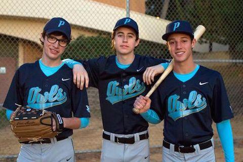 Baseball equipment, Sports uniform, Cap, Trousers, Bat-and-ball games, Team sport, College baseball, Sports gear, Baseball, Baseball player,