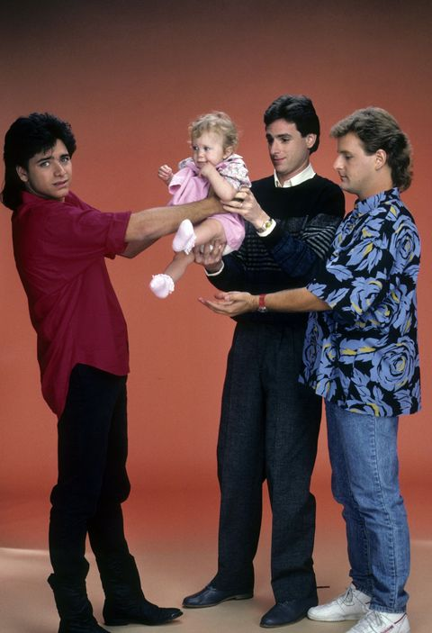 Uncle Jesse Wanted Olsen Twins Fired From Full House John Stamos