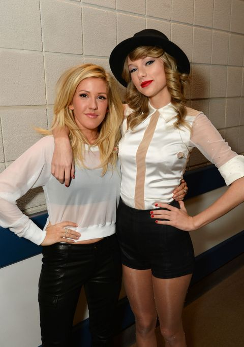 Ellie Goulding Taylor Swift