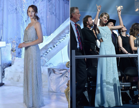 9 Times Spencer Hastings And Taylor Swift Were Style Twins