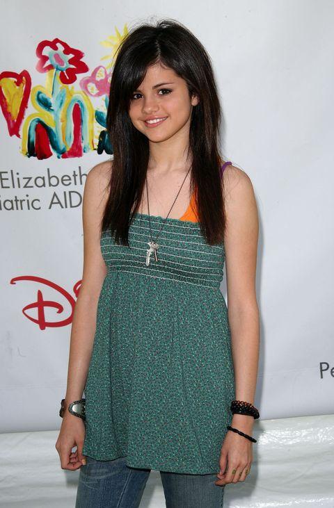 Selena Gomez Hair Disaster