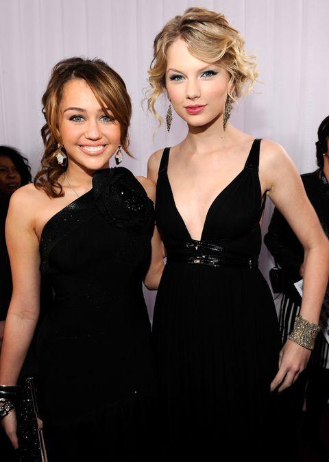 Taylor Swift Miley Cyrus