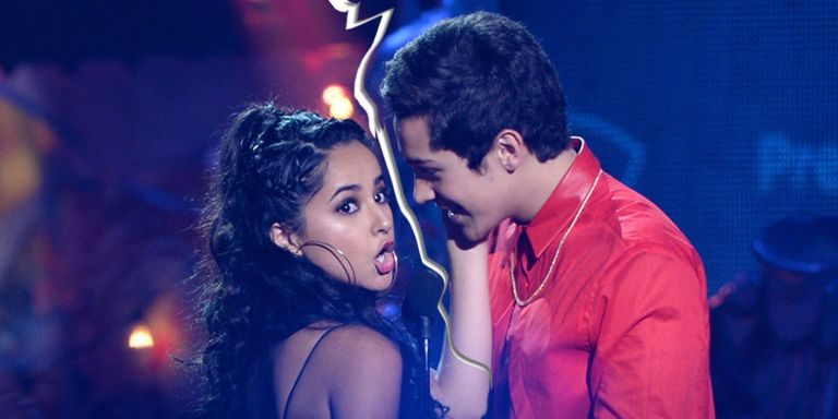 Is Becky G Sending A Message To Ex Austin Mahone With This