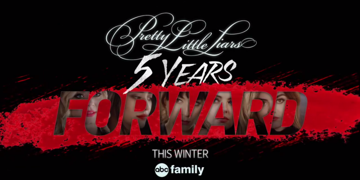 """The First Official """"Pretty Little Liars"""" #5YearsForward Trailer is Here and It's Dropping Major Spoilers"""