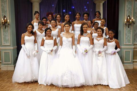 Zendaya Fashion Show