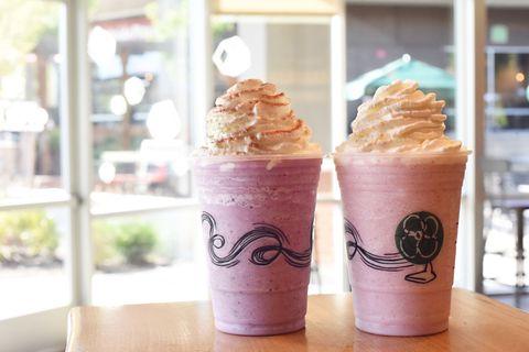 New Starbucks Frappuccinos