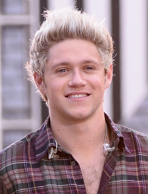 Niall Horan After Braces