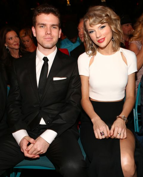 Photo of Taylor Swift  & her Brother  Austin Swift