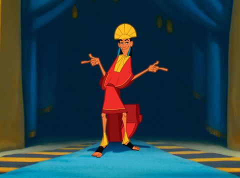 image disney most of us rememeber the emperors new groove