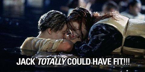 Rose & Jack Titanic