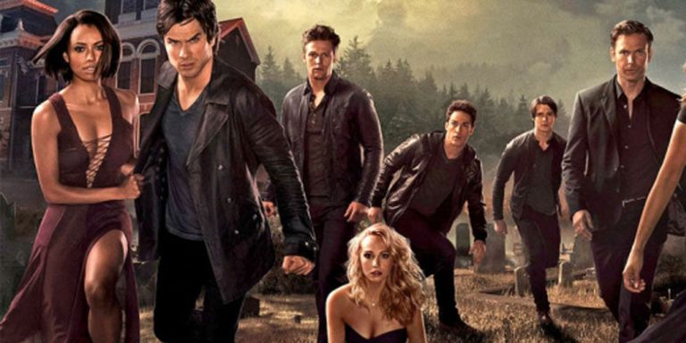 the vampire diaries staffel 7 netflix