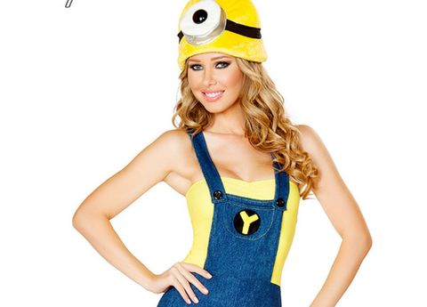 Minion Halloween Costumes For Girls.7 Halloween Costumes That Don T Need A Girl Version