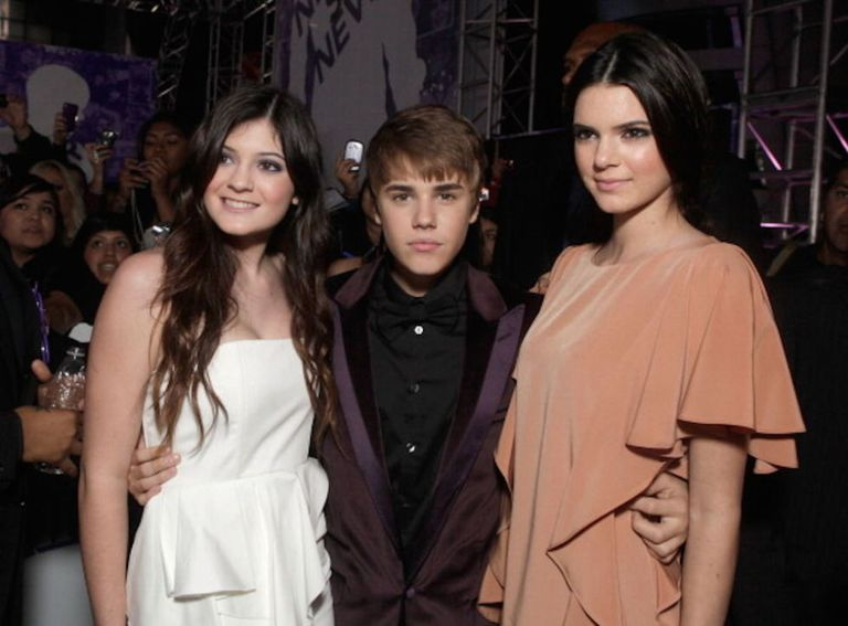 Wait What Did Justin Bieber Just Admit He Dated Kendall