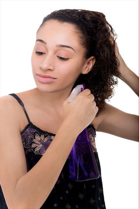 Clothing, Lip, Hairstyle, Skin, Forehead, Shoulder, Eyebrow, Eyelash, Style, Beauty,