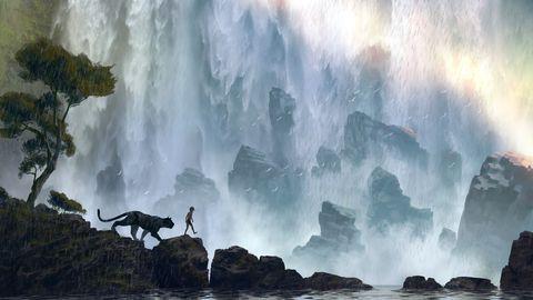 Atmospheric phenomenon, Art, Geological phenomenon, Painting, Wave, Cg artwork, Wind, Illustration, Wind wave, Tide,