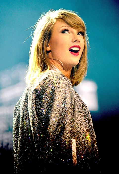 Taylor Swift Just Shared A Playlist Of Songs That Will Change Your Life