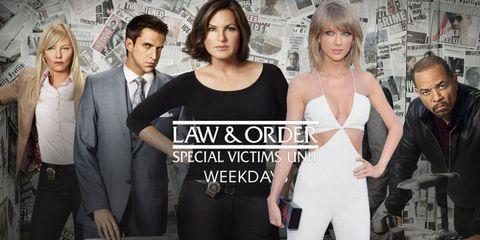 TSwift Law & Order