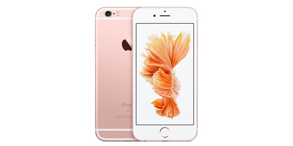 The Rose Gold Iphone 6s Is So Popular Among Guys It S Now Called Bros Gold