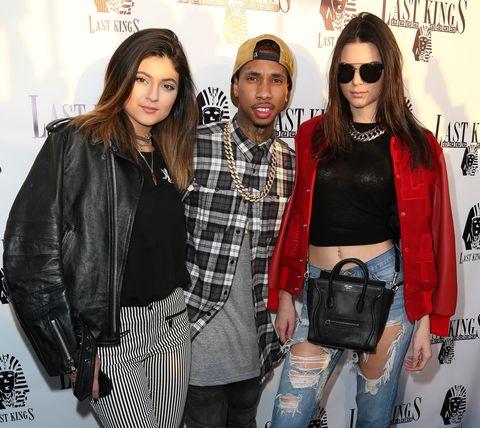 Kendall Jenner Kylie Tyga