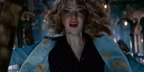 This Spider Man Trailer Reimagined With Emma Stone As Our Hero Kicks Major Ass