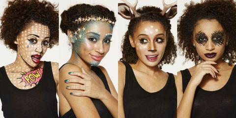 lisette halloween makeup tutorials