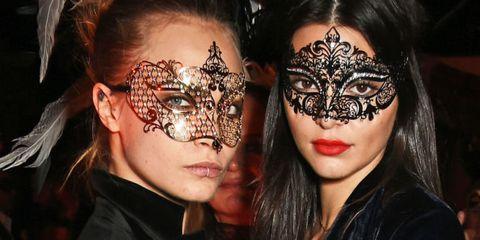 Head, Lip, Mask, Event, Eye, Forehead, Eyebrow, Masque, Headgear, Organ,