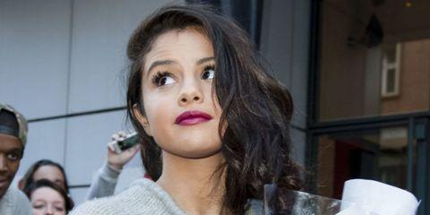 Selena Gomez Side Eye