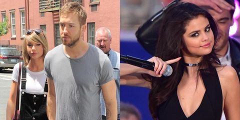Calvin Harris Selena Gomez